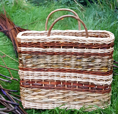 Clare Revera Welsh Baskets