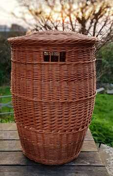 Laundry Basket Clare Revera Welsh Baskets